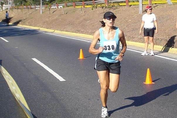 Entrenamiento de Tempo para corredores