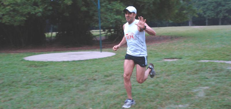 Carlos Jimenez entrenamiento fartlek