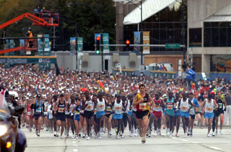 Entrenamiento para medio maraton en 8 semanas