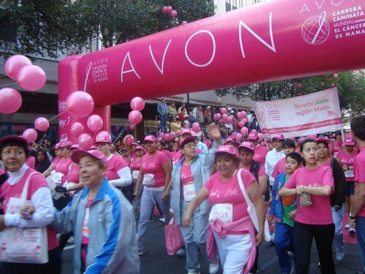 carrera Avon México