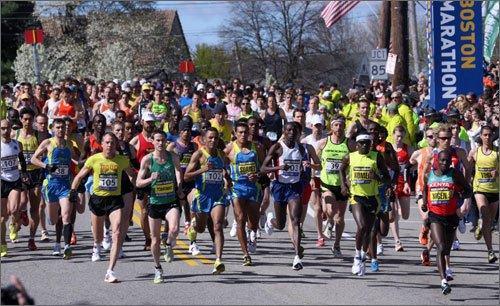 Curiosidades del Maratón de Boston