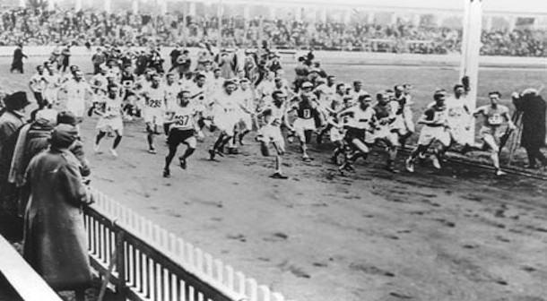 maraton olimpico amberes