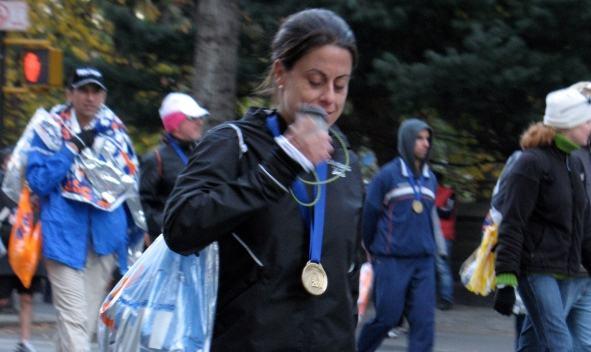 ¿Cómo entrenar para el maratón?. Interesantes consejos de Sam Murphy