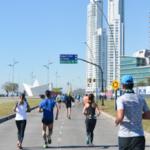 Maratón de La bandera rosario argentina