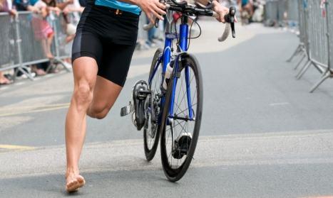 como entrenar para triatlon