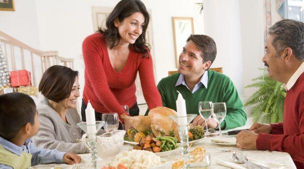 ¿Cómo mantener el peso y la salud en Navidad?