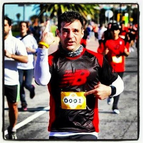 Half Marathon Montevideo 2012 Gustavo Barráibar