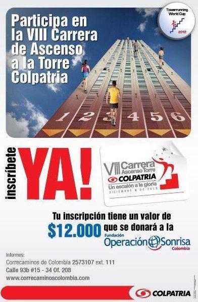 Ascenso Torre Colpatria 2012