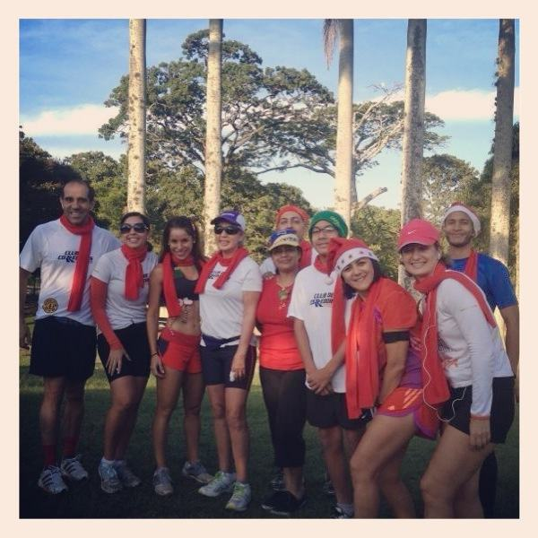 training soymaratonista en navidad