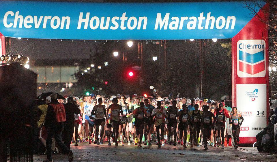 maraton houston 2013