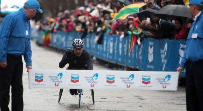 ganador houston 2013 silla de ruedas