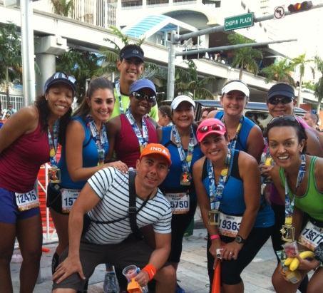 Costa Rica en Miami 2013