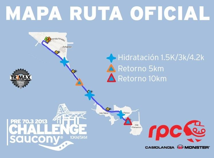 ruta soucony challenge