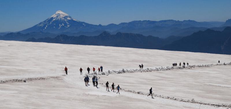 O cruze dos vulcões por Sou Maratonista