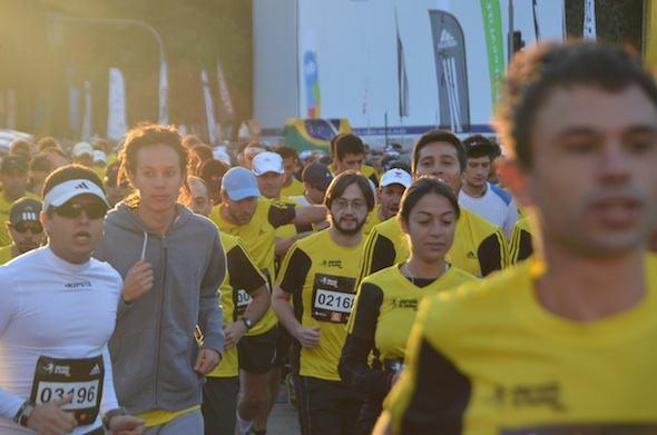 runners Maratón de Santiago 2013