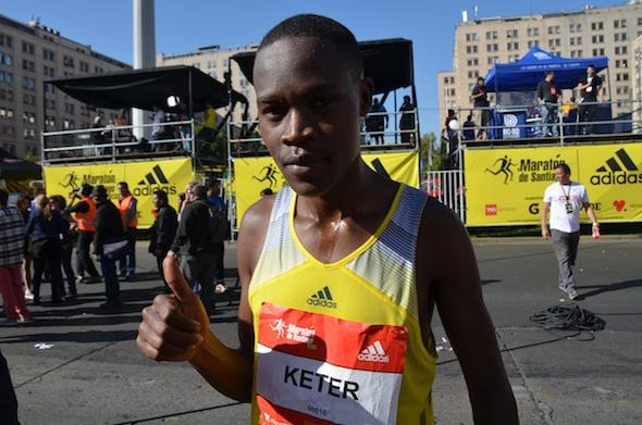Keter Maratón de Santiago 2013