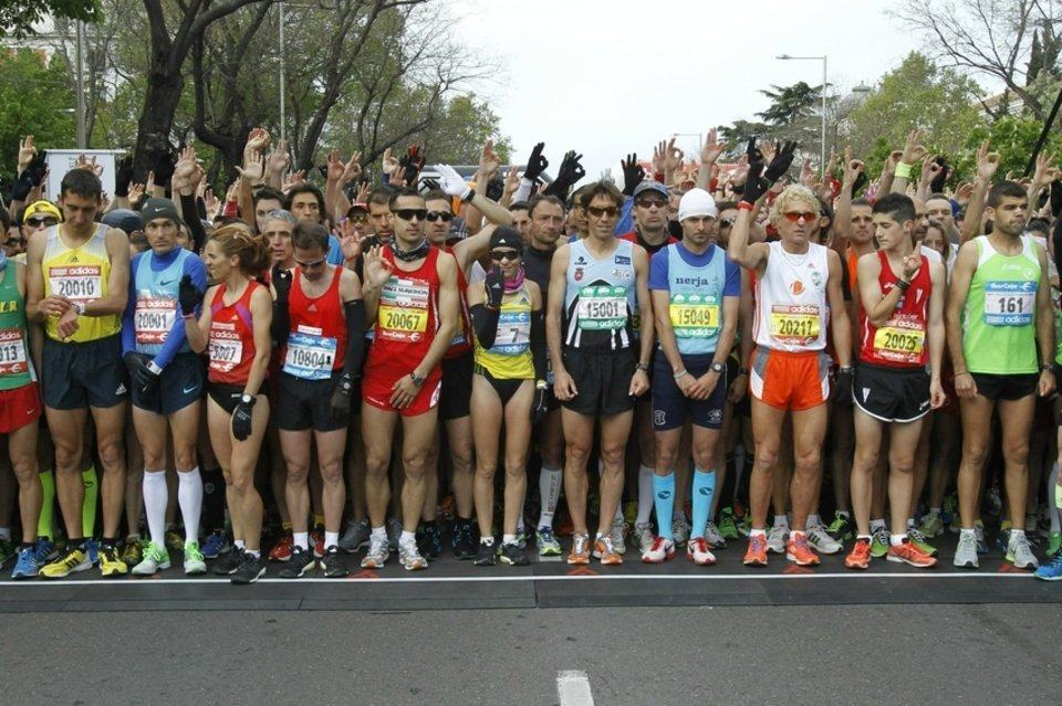 Maratón Rock n Roll Madrid 2013