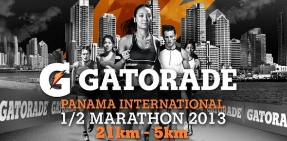 AFICHE PANAMA INTL HALF marathon
