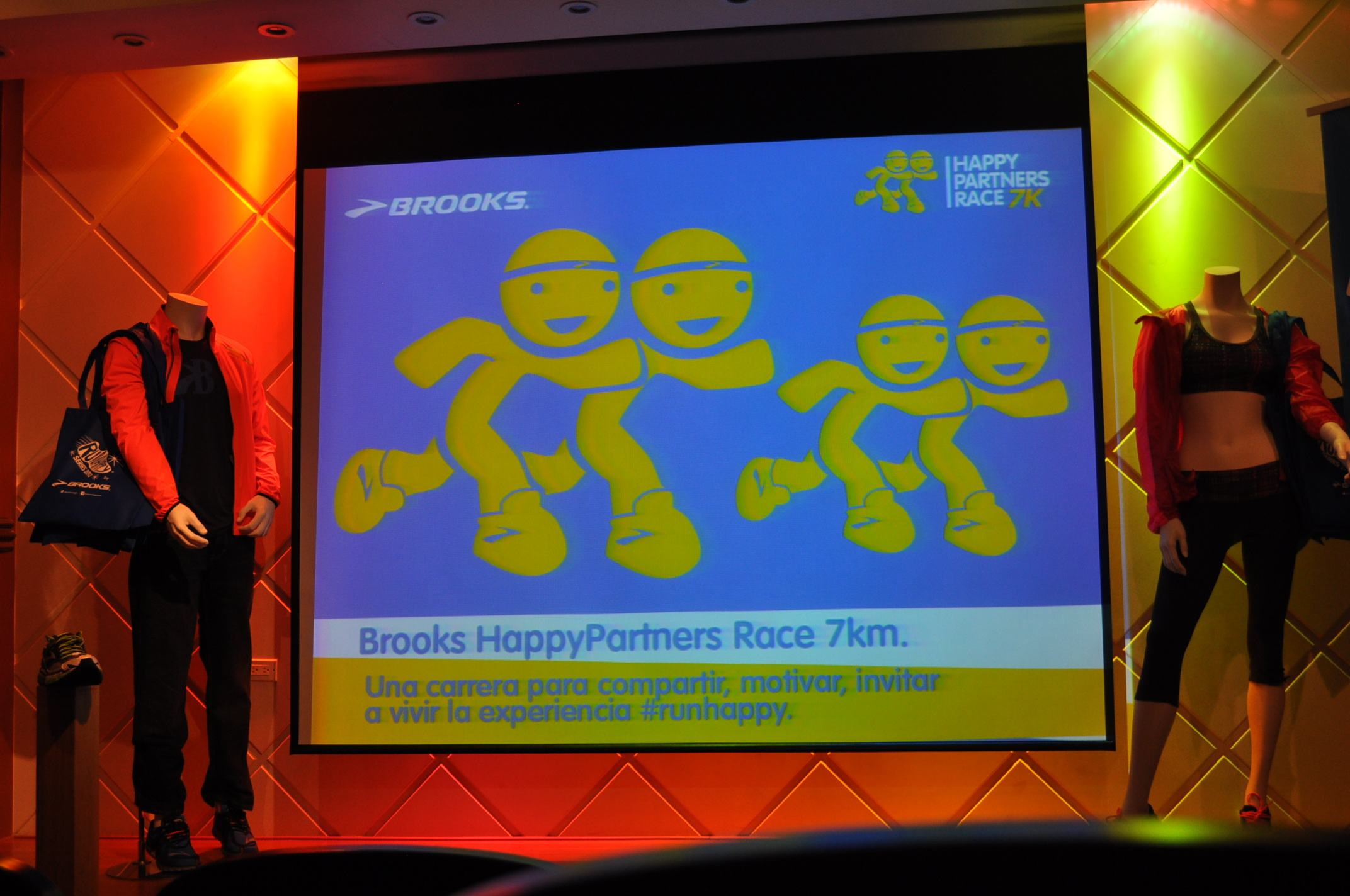 Conferencia de Prensa Brooks