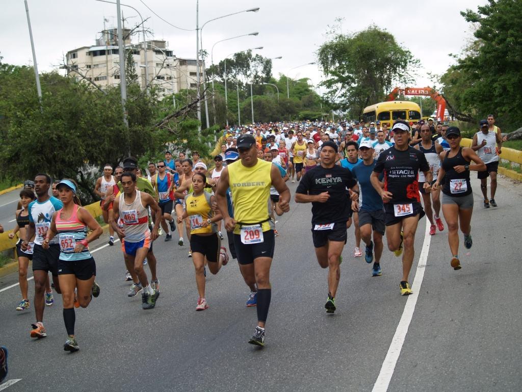 Carrera Hebraica 2013