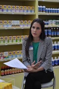 Marta Ferrer, Gerente de Tiendas de Reprico