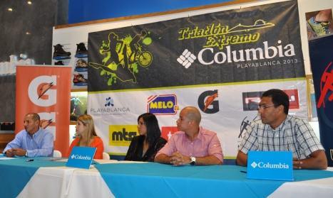 tritlon extremo columbia