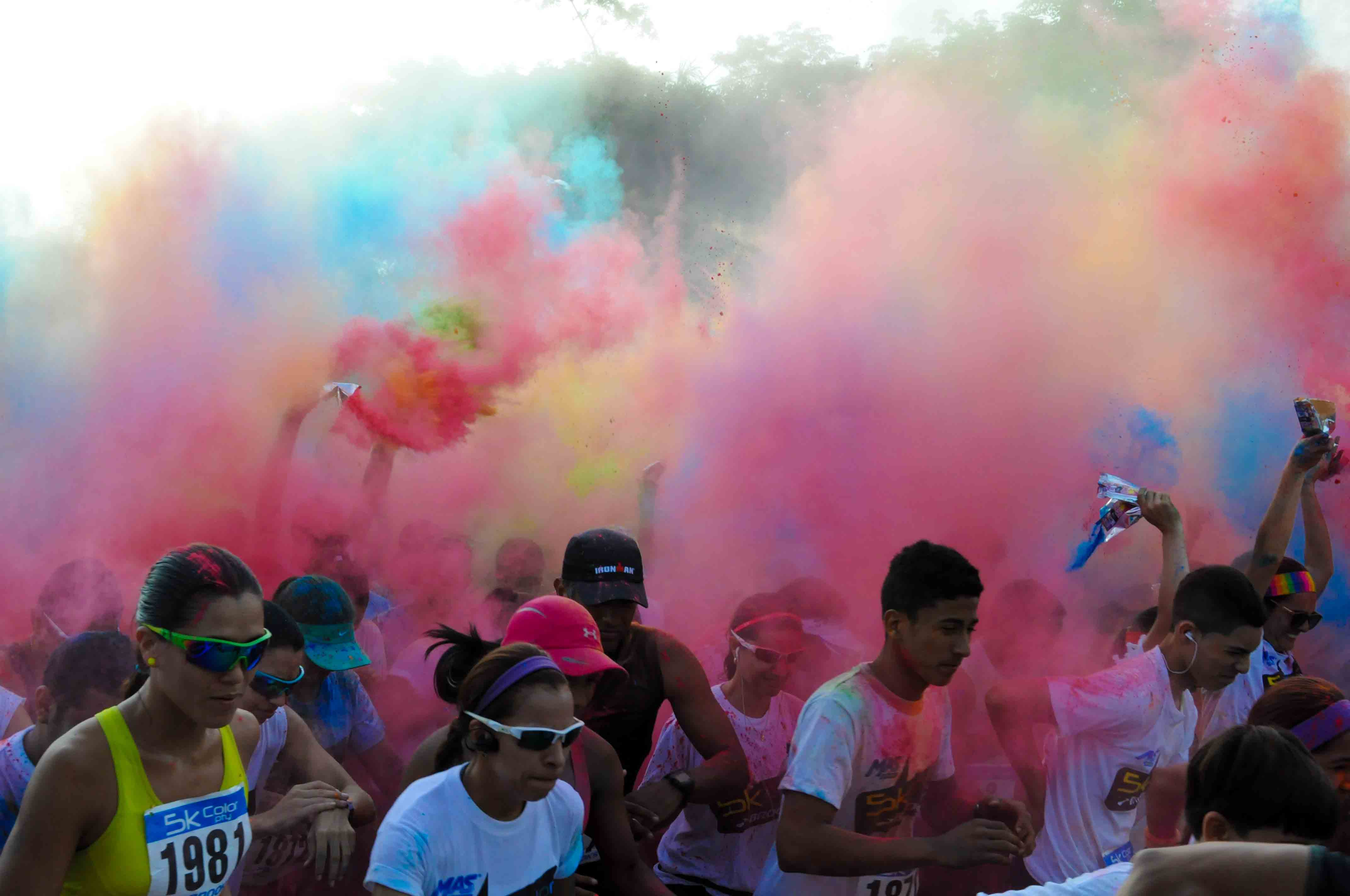 5k Color PTY