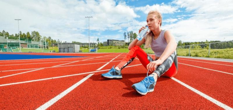 Corriendo las mujeres se lesionan más que los hombres