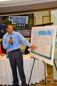 ruta Columbia 5k