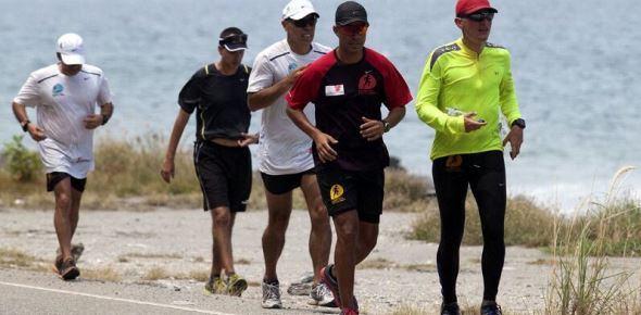 Km por la unión runners