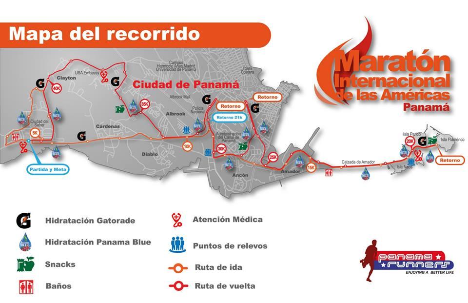 Ruta Maraton Internacional de las Americas