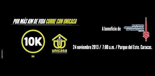 Pacers de SoyMaratonista presentes en los 10K de Unicasa 2013 (VEN)