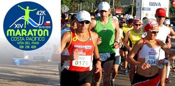 Maraton costa del pacifico 2013