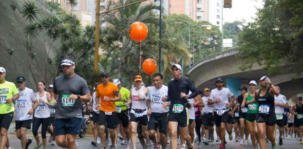 Conoce a tus Pacers de 21K para CAF-Caracas 2014 (Ven)