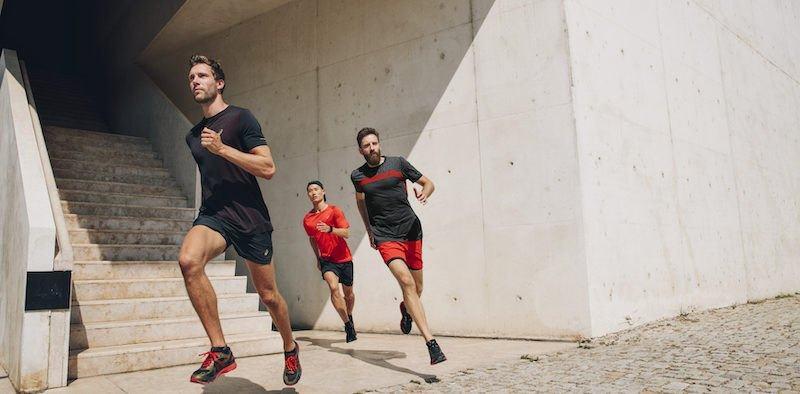 la vista y running