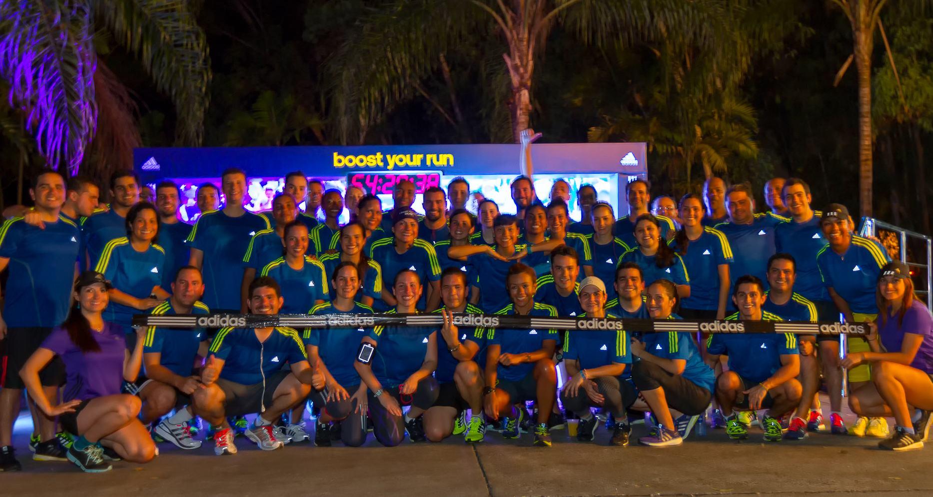 Adidas Running Team Soy Maratonista