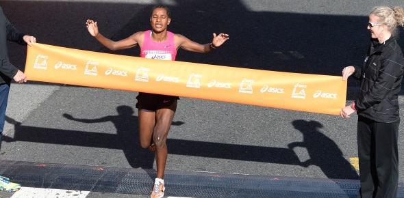 Gobena LA Marathon
