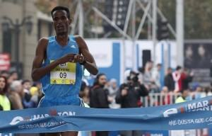Maraton Entel de Santiago de Chile 2014