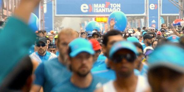 maratón de santiago 2014
