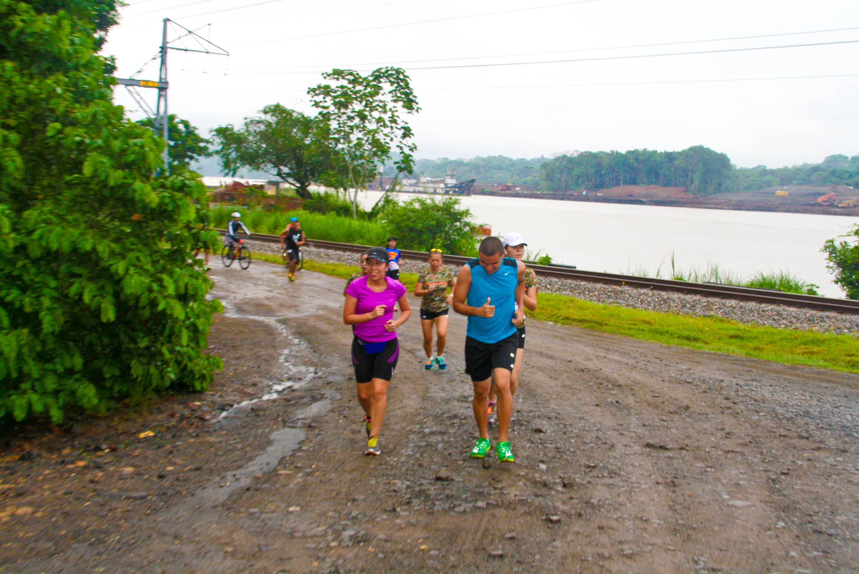 Trail Gamboa Panama