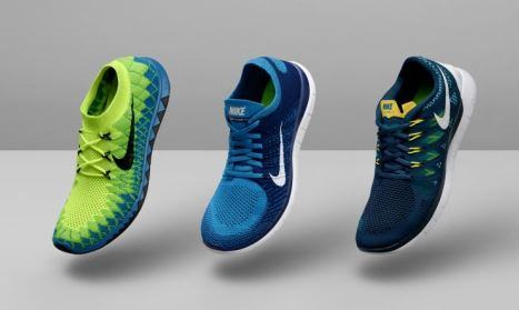 Nike Free 4.0 Flyknit Chile