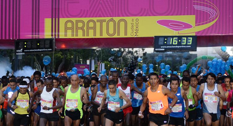 Maratón Ciudad México