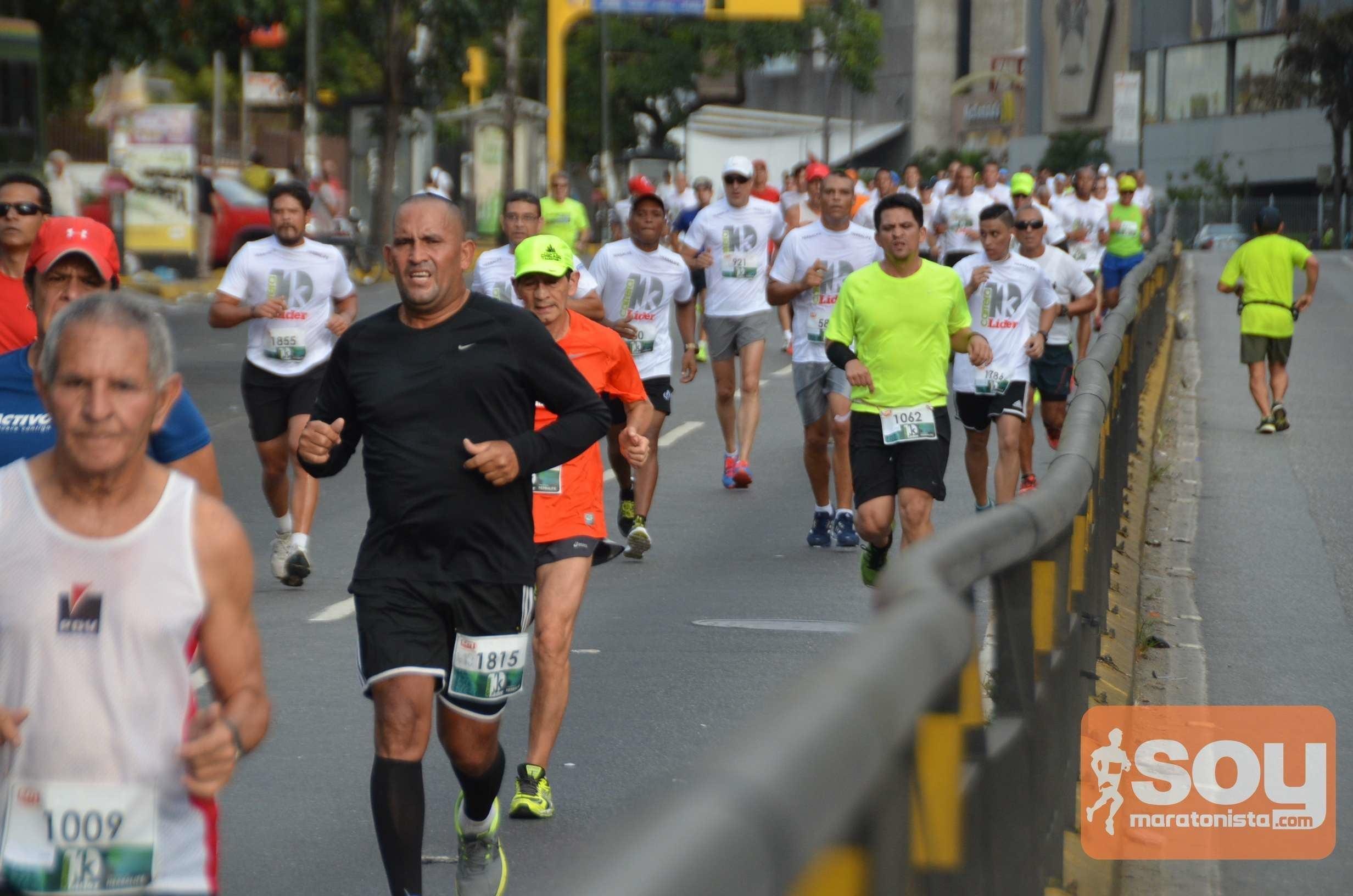 Carrera lider 10k 2014
