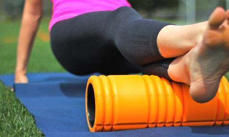 Foam-roller-stretch-series