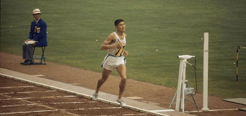 El maratón Juegos Olímpicos de Tokio 1964: Trágico final