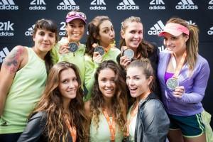 boostgirls adidas21k Mexico DF