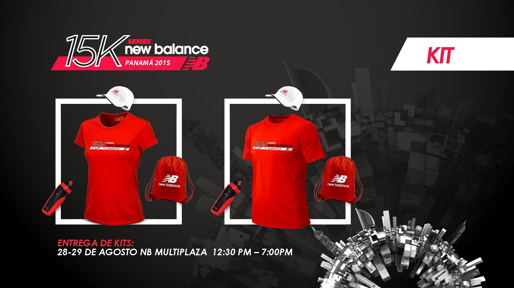 new balance chile carrera