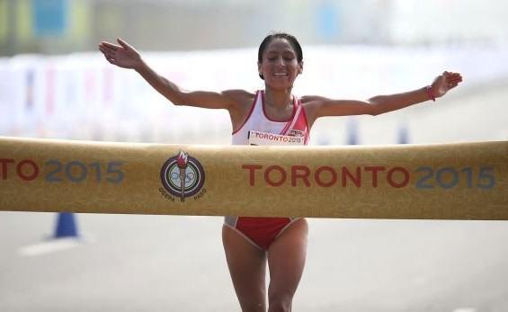 Gladys Tejeda ganadora Toronto 2015