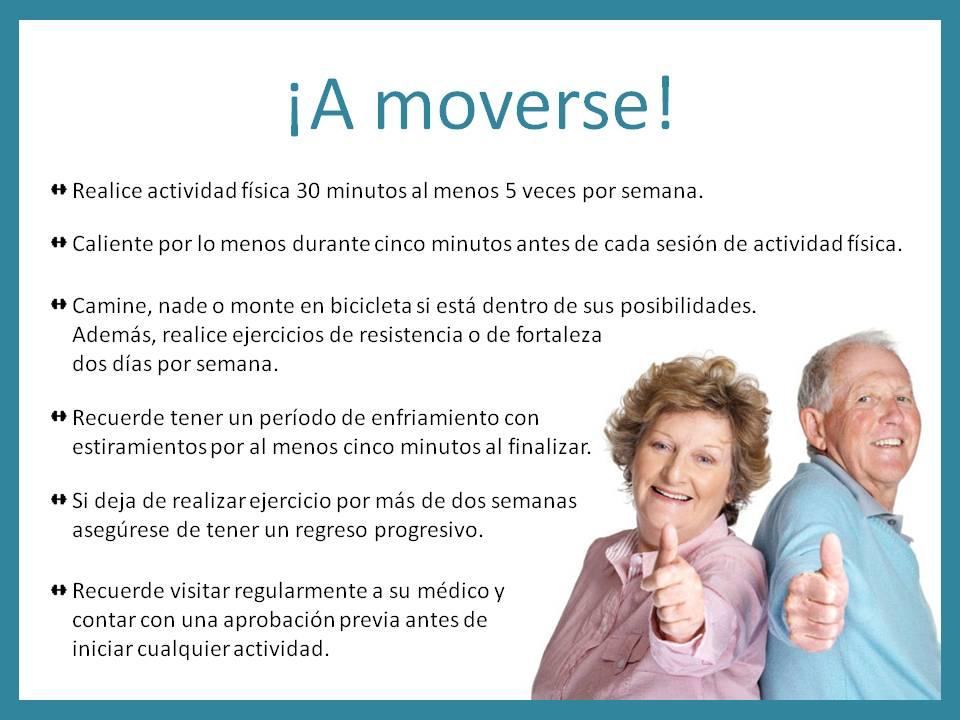 actividad adultos mayores