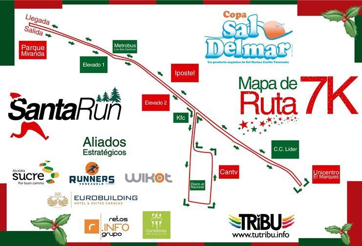Ruta Santa Run CCS